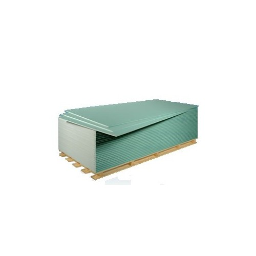 Placa gips-carton hidrofug