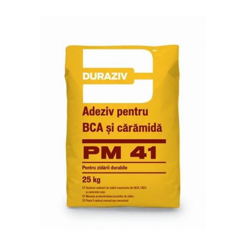 Duraziv PM41 - adeziv BCA
