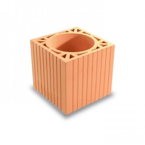Porotherm cos de ventilatie D180
